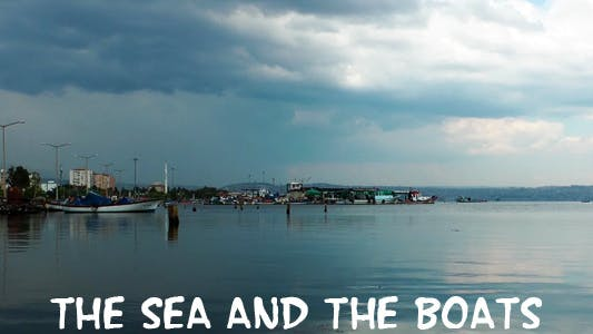 Thumbnail for The Sea And The Boats 3