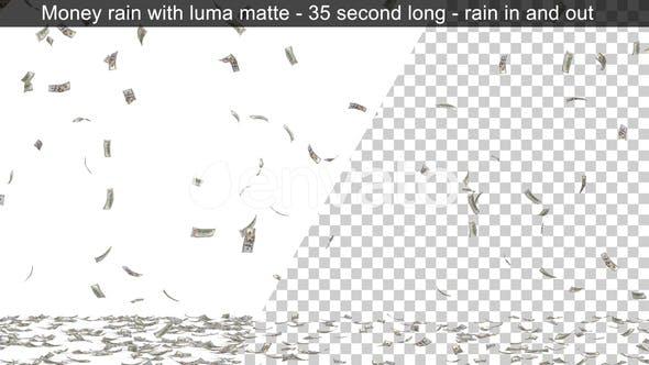 Thumbnail for Money Rain Dollars