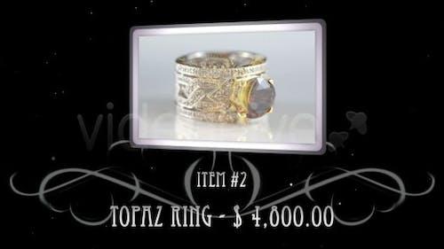 Exclusive Showcase - Jewellery Collection - AE CS3