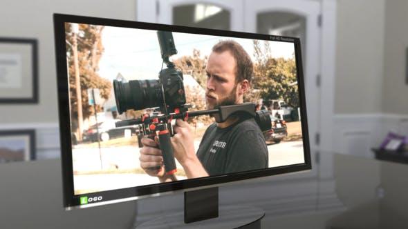 Thumbnail for 3D Computer Monitor