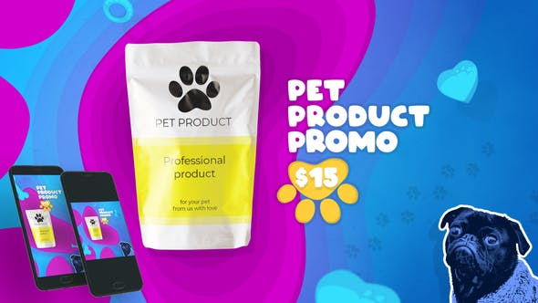 Thumbnail for Pet Products Promo
