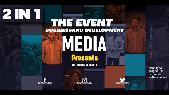 Thumbnail for El Evento - Negocios y Desarrollo