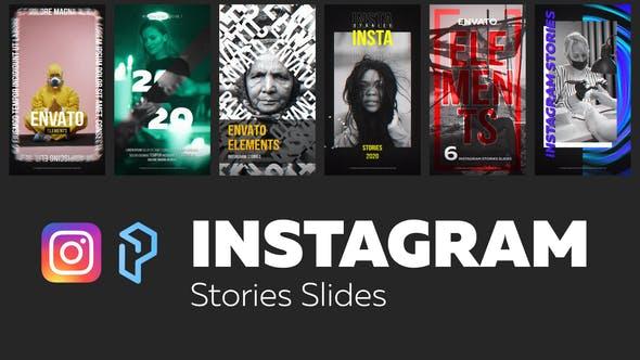 Thumbnail for Instagram Stories Slides Vol. 7
