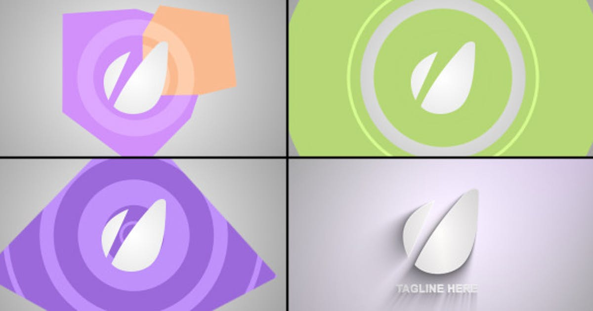 Download Stylo Colorful Logo Reveal by iconoclast
