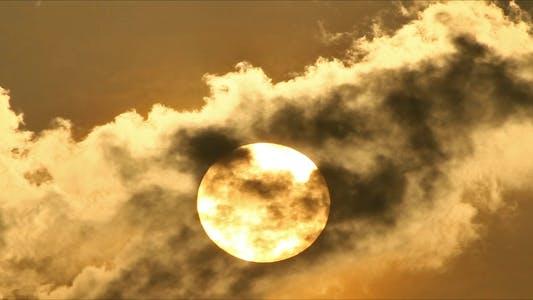 Thumbnail for Tropische Sonne hinter Wolken1