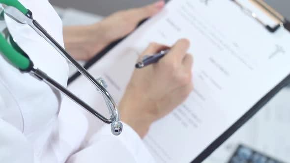 Thumbnail for Doctor Writes
