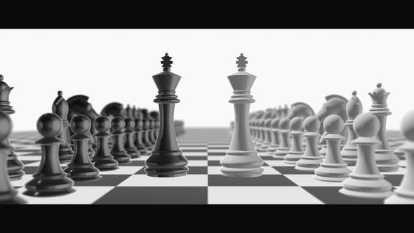 Thumbnail for 4K Concept - Armies Face Each Other