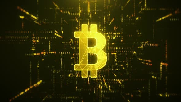 Thumbnail for Bitcoin Blockchain Crypto Currency Concept