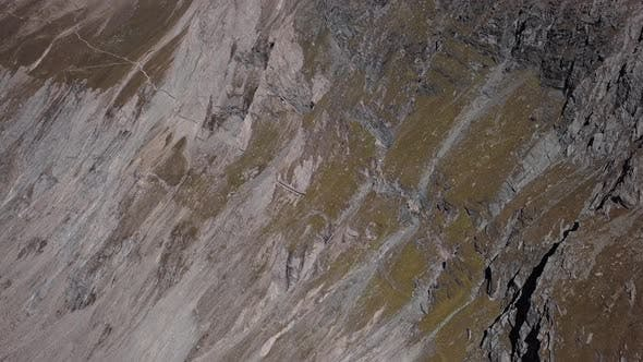 Thumbnail for Aerial of Grossglockner Glacier Austria