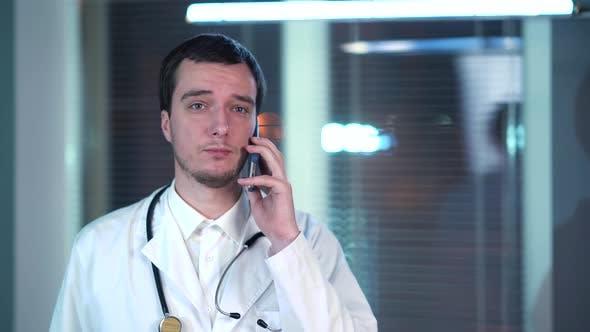 Thumbnail for Serious Doctor Speak