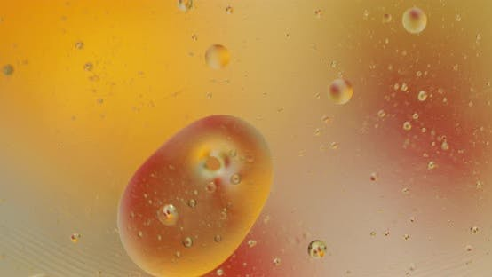 Thumbnail for Fantastic Structure of Colorful Bubbles. Chaotic Motion. Abstract Background