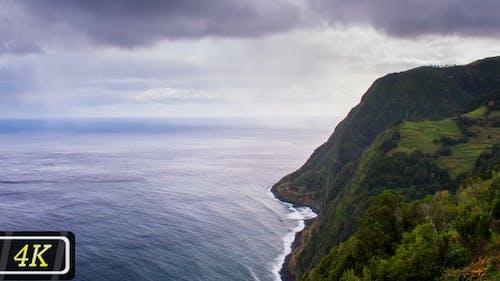Azores Islands Coastline
