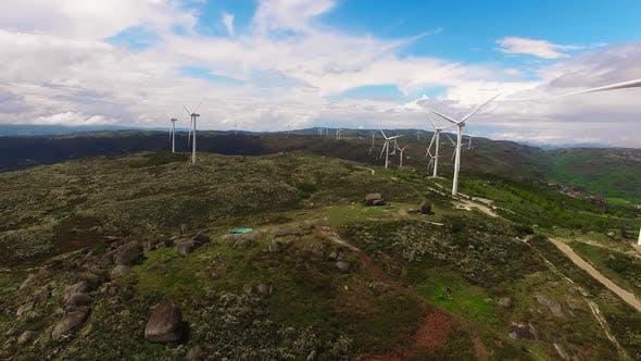 Thumbnail for Rotation von Windkraftanlagen