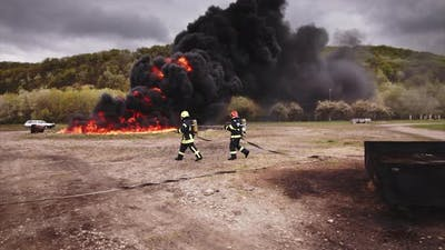 Training Firefighters