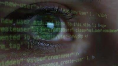 Futuristic Screen