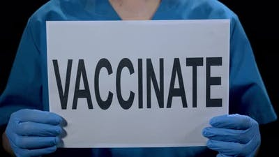 Vaccinate Message