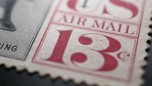 Thumbnail for Old USA Stamps