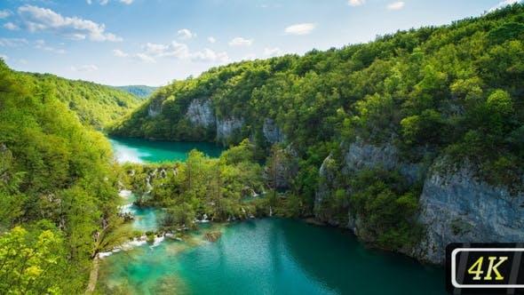 Thumbnail for Plitvice Lakes Panorama