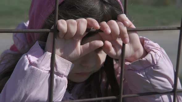 Refugee in Childhood.