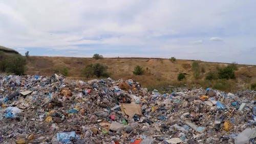 Unauthorized Dump in a Ravine