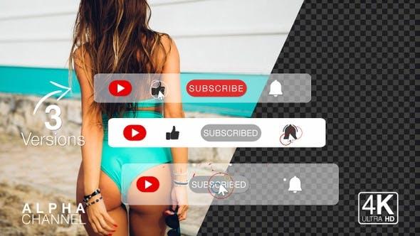 Thumbnail for Youtube Abonnieren