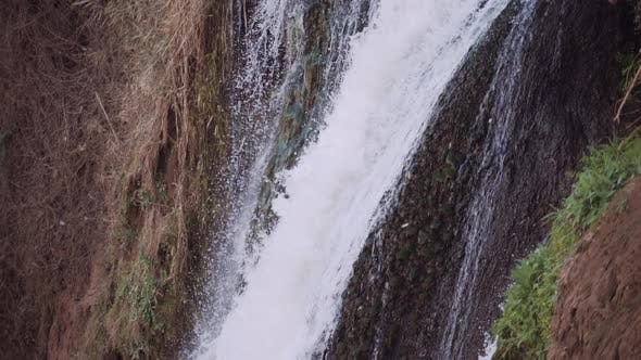 Thumbnail for Flowing Waterfall Of Ouzoud Falls