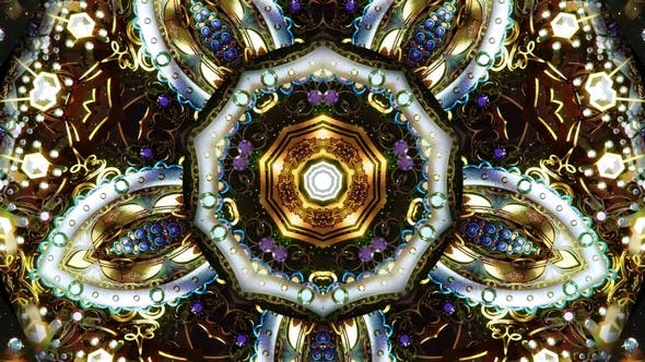 Luxury Ornament Kaleidoscope