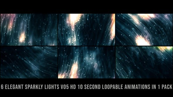Thumbnail for Elegant Sparkly Lights V05