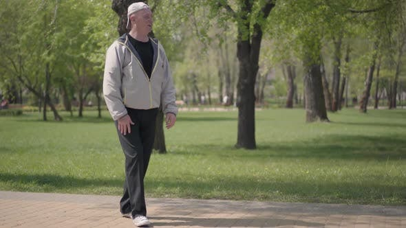 Thumbnail for Cute Boy in Checkered Shirt Rollerblading in the Park