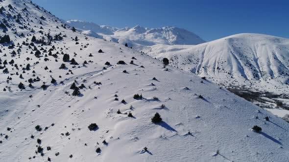 Thumbnail for Mountains Winter