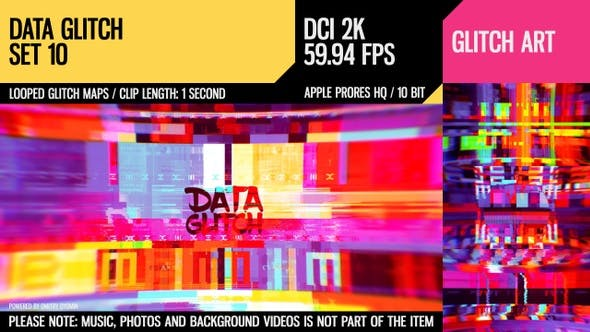Thumbnail for Data Glitch (2K Set 10)