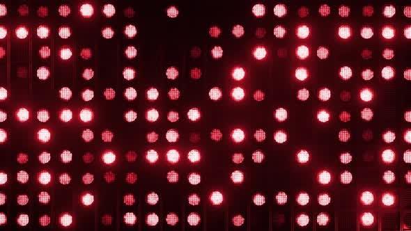 Flicker Wall Lights