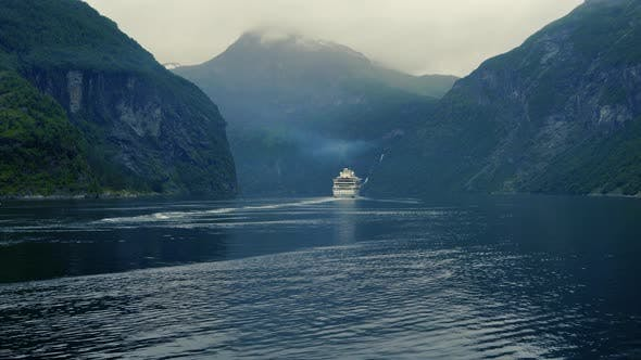Thumbnail for Geiranger Fjord, Norway. Beautiful Nature Norway Natural Landscape