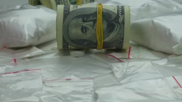Thumbnail for Profit in Dollars from Drug Trafficking