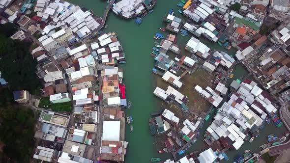 Thumbnail for Fishing village in Hong Kong