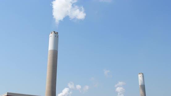 Thumbnail for Smoke stack emit smoke