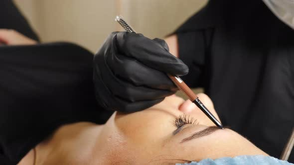 Microblading and Permanent Makeup Procedure