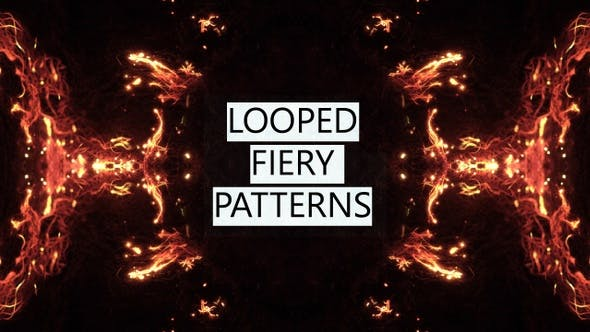 Cover Image for 7 Looped Fiery Patterns