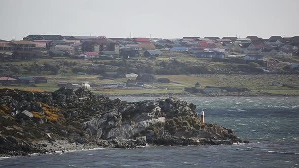 Thumbnail for Port Stanley, Capital of Falkland Islands.