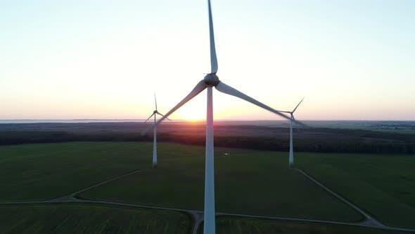 Thumbnail for Rotating Windmills