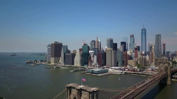 Thumbnail for Aerial View New York