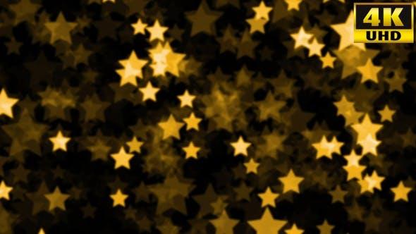 Bokeh Stars Background Loops Pack V1