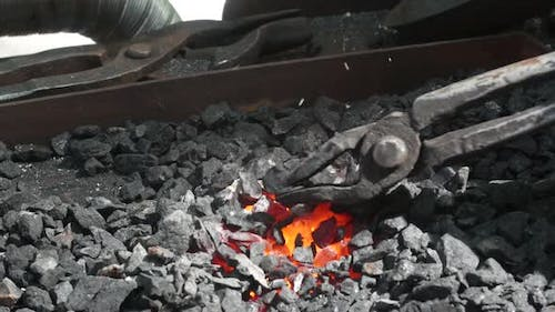 Oven For Metal Parts