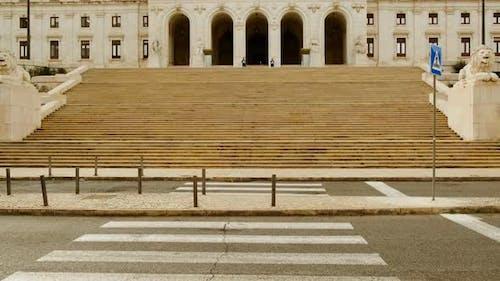 Portuguese Parliament, Lisbon, Portugal