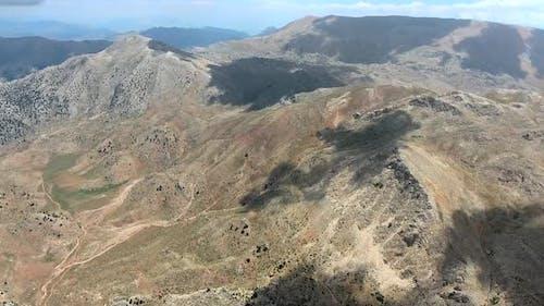Standard Mountain Topography