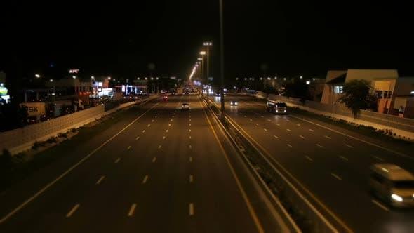 Thumbnail for Traffic City Night