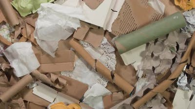Collection And Processing Of Waste Paper