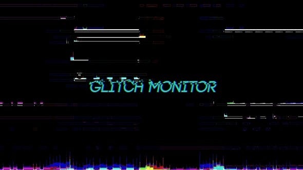 Thumbnail for Glitch Monitor 4