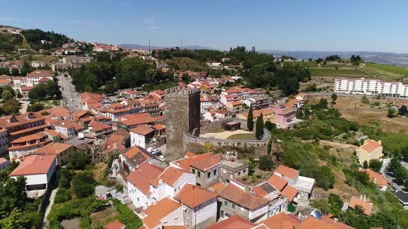 Castle and Village