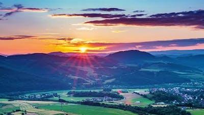 Sunrise Europe
